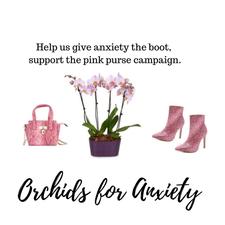 Orchids for Anxiety